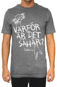 T-shirt Grå